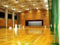 岐阜市もえぎの里多目的体育館1