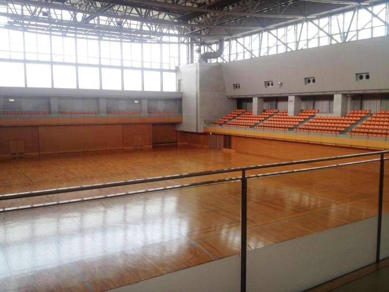 関市総合体育館 | FOOTBALL JUNK...