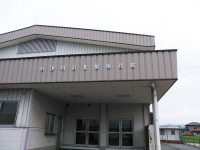 中津川市北部体育館2