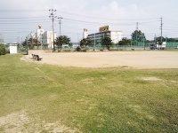 大崎公園グラウンド1