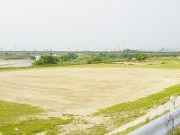 渡橋河川緑地運動場(左岸)サッカー場1