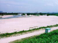 渡橋河川緑地運動場(左岸)サッカー場2