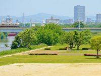 渡橋河川緑地運動場(左岸)サッカー場3