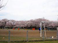 厚原スポーツ公園サッカー場3