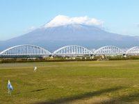 富士川河川敷憩いの広場サッカー場1