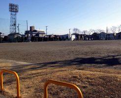 木曽川運動場グラウンド