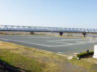 大柳多目的広場サッカー場(初倉グラウンド)1