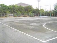 臨海公園フットサルコート1