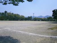 石脇公園グラウンド1