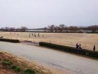 大井川河川敷運動公園多目的グラウンド2