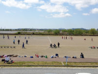 大井川河川敷運動公園多目的グラウンド3