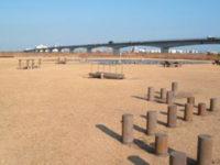 大井川清流緑地(高島スポーツ広場)3