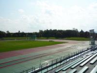 花咲スポーツ公園陸上競技場1
