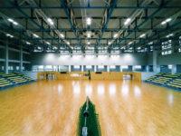 芦別市総合体育館1