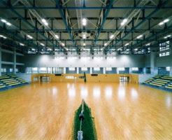 芦別市総合体育館