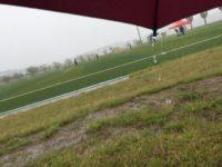 雨の日でも快適にサッカー観戦できる便利アイテム